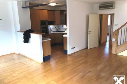Tolle Familienwohnung mit ca. 60m³ Dachterrasse und Garagenplatz!