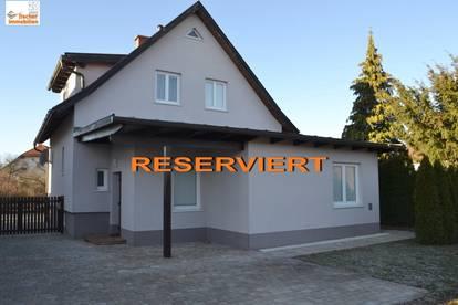 *** RESERVIERT *** bezugsfertiges, renoviertes Einfamilienhaus