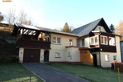 vielseitiges Wohnhaus - direkt im Skigebiet Stuhleck gelegen