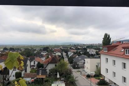 Eisenstadt - Zentrumsnähe! Schöne Maisonettewohnung mit traumhaften Fernblick in absoluter Ruhelage!