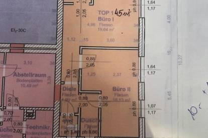 Eisenstadt - neues 45 m² großes Büro mit Parkplatz!