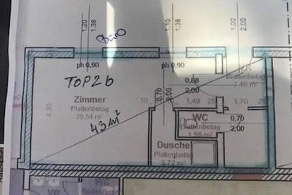 Eisenstadt - neues 43 m² großes Büro mit Parkplatz!