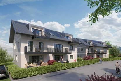 Schulstraße A1 - Attraktive 4 Zi. Wohnung mit Privatgarten