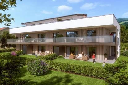 Morzger Straße W1 - Exklusive 3 Zi. Gartenwohnung