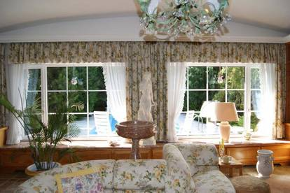 Landhaus-Villa mit Zweitwohnsitzwidmung