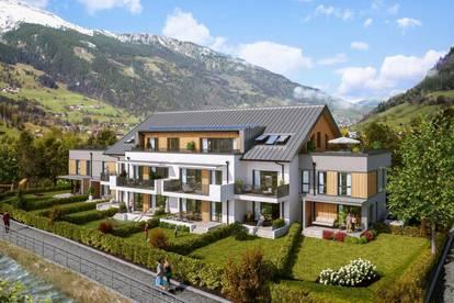 Am Kirchbach - W3: Exklusive Gartenwohnung
