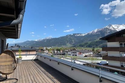 Premium Penthouse mit Panoramaterrasse