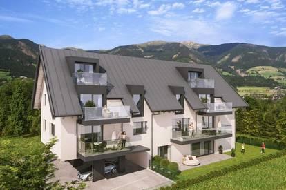 Großzügige Gartenwohnung - Am Bürgerbach W1 - RESERVIERT