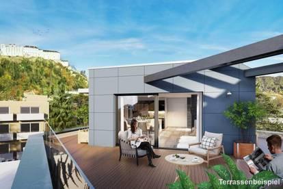 Premium-Penthouse in Bestlage! Nonntaler Hauptstraße - W11