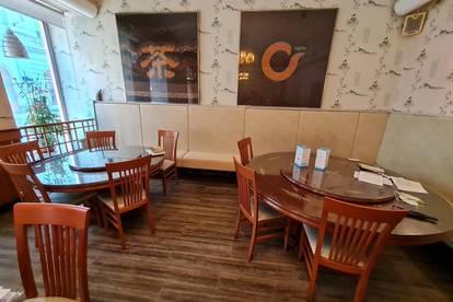 Modernes Restaurant - 280m² Fläche inkl. 2 Lager und genehmigten Gastgarten