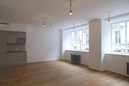 Schicke Wohnung im Hochhaus/City/U3