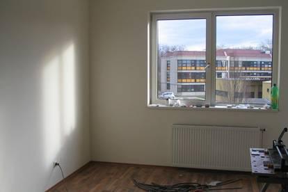 2 Zimmer Wohnung mit Balkon.