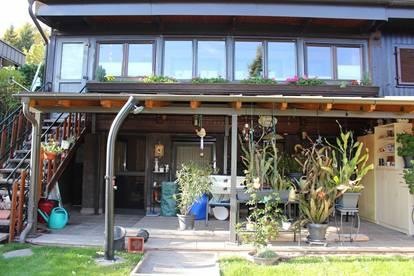 Kleines Familienhaus mit Seeblick