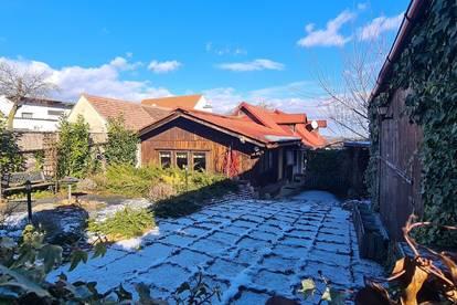 burgenländisches Wohnjuwel: stilecht restauriertes Bauernhaus