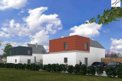 Ihr Einfamilienhaus in Oberpullendorf mit Garten, Parkplätzen und vielen Extras
