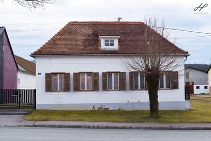 gemütliches Bauernhaus mit Langstreckhof und viel Charme & Potenzial