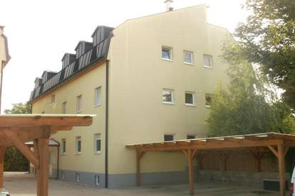 moderne 2-Zimmer-Wohnung mit großem Balkon