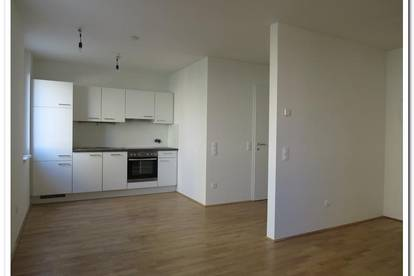 Eigentumswohnungen vor Baustart: 2 Zimmer-Wohnung im Erdgeschoß mit Balkon