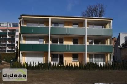 Infrastruktur pur - 2 Zimmer-Wohnung im Zentrum