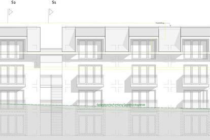 NEUBAU 3 - Zimmer-Maisonette-Wohnung mit Dachterrasse- Wals/Salzburg