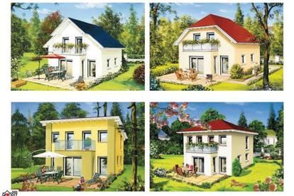 """Eichgraben, noch 6 provisionsfreie Baumeisterhäuser, ziegelmassiv mit 527m² Eigengrund und Vollkeller in der Ausbaustufe """"AUSSEN FERTIG, INNEN ROH"""" zu verkaufen"""
