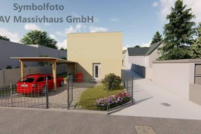 Ziegelmassiv-Niedrigenergiehaus aus Baumeisterhand in bester Lage