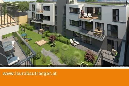 Traumlage in Kritzendorf - Balkon zum grünen Innenhof