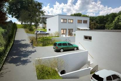 Projektverkauf - Baugrundstück für Reihenhaus Bebauung - 2130 Mistelbach/Eberndorf