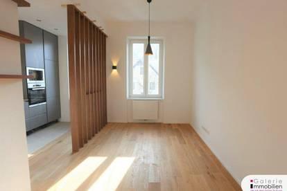 Top ausgestattete helle 2-Zimmer-Wohnung mit Parkplatz und Eigengarten