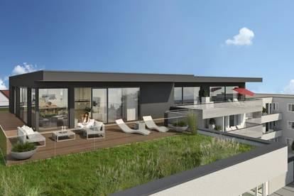 Dachterrassen Traum in 83395 Freilassing 3- Zimmer- Neubau Wohnung, Grenze zu Salzburg - zum Kauf