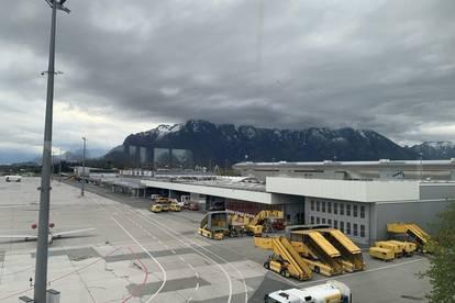 Einzigartige Büroeinheit mit Rundumblick (360° Grad) direkt am Flughafen, 5020 Salzburg - zur Miete