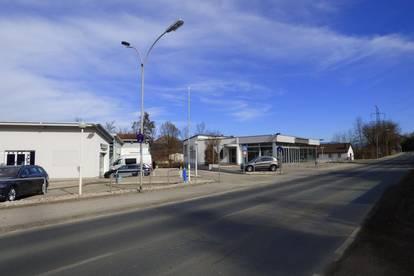 Betriebsgebäude in 9300 St. Veit/Glan - zur Miete