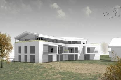 Neubau: Moderne 3-Zimmer-Dachgeschoßwohnung in Ostermiething, 5121 - zum Kauf