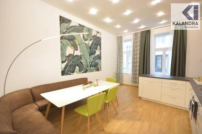 360° TOUR - MÖBLIERTE ALTBAUWOHNUNG // FURNISHED CLASSIC STYLE APARTMENT