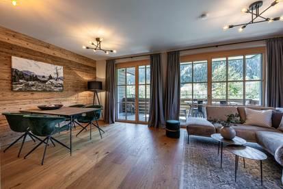 Trendiges Apartment mit alpinem Flair und herrlichem Kaiserblick