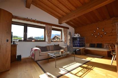 Charmantes, vollmöbliertes Apartment mit Freizeitwohnsitz in ruhiger Lage von Oberndorf
