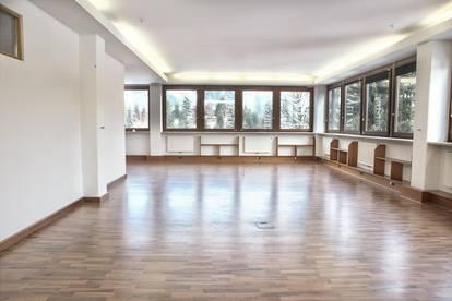 Diverse Büroflächen mit variablen Größen in zentraler Lage