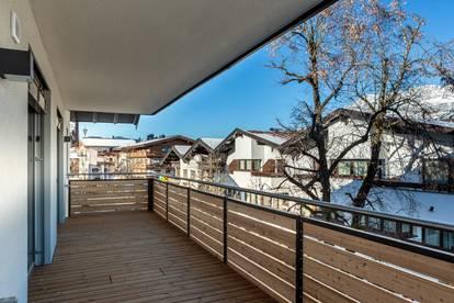 Modernes Apartment mit Kaiserblick mitten in Ellmau