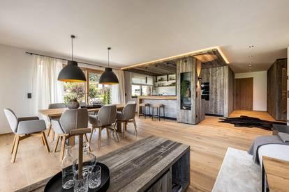 Trendige Wohnung mit Garten - Top 1 - in exponierter Aussichtslage