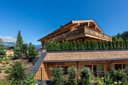 Edle Penthouse Wohnung - TRINITY LODGES mit imposantem 360° Panorama