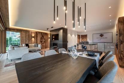 "Garden Living - TRINITY LODGES 01  Luxusdomizil mit alpinem Lifestyle ""W2"""