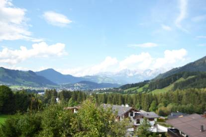 Charmantes Apartment in sonniger Traumlage oberhalb von Kitzbühel