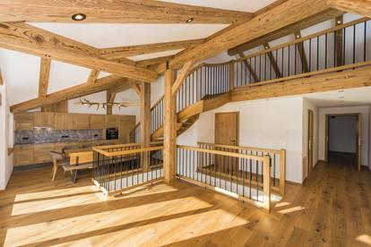 Stylische Haushälfte in spektakulärer und sonniger Panoramalage von Reith