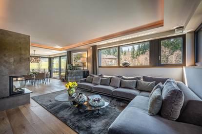 Exklusive Luxuswohnung in einer exponierten Toplage von Kitzbühel
