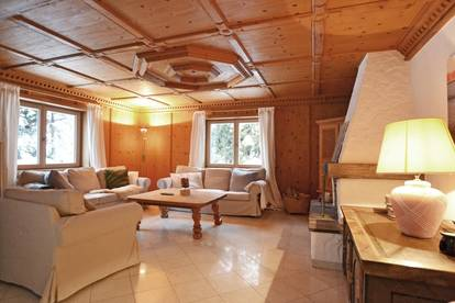 Kuschelige Gartenwohnung in Traumlage von Kitzbühel