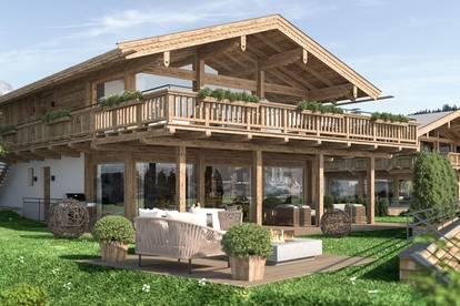 "Garden Living - TRINITY LODGES Luxusdomizil mit alpinem Lifestyle ""W2"""