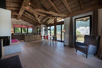 """Charmante Residenz im trendigen """"Alpinstil – idyllisch am Waldrand von Reith"""