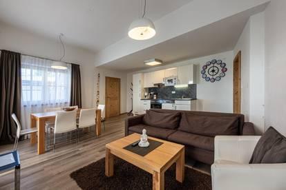 Vollmöblierte Ski-In/Ski-Out Erdgeschosswohnung mit Freizeitwohnsitzwidmung
