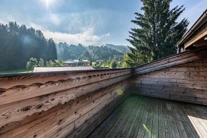 """Stylisches Penthouse in idyllischer Lage mit """"Ski-in & Ski-out"""""""