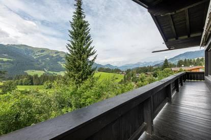 Hideaway in einmaliger sonniger Panoramalage von Aurach